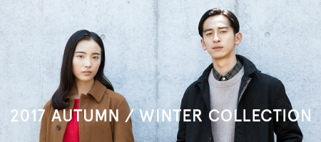 2017 AUTUMN/WINTER COLLECTION